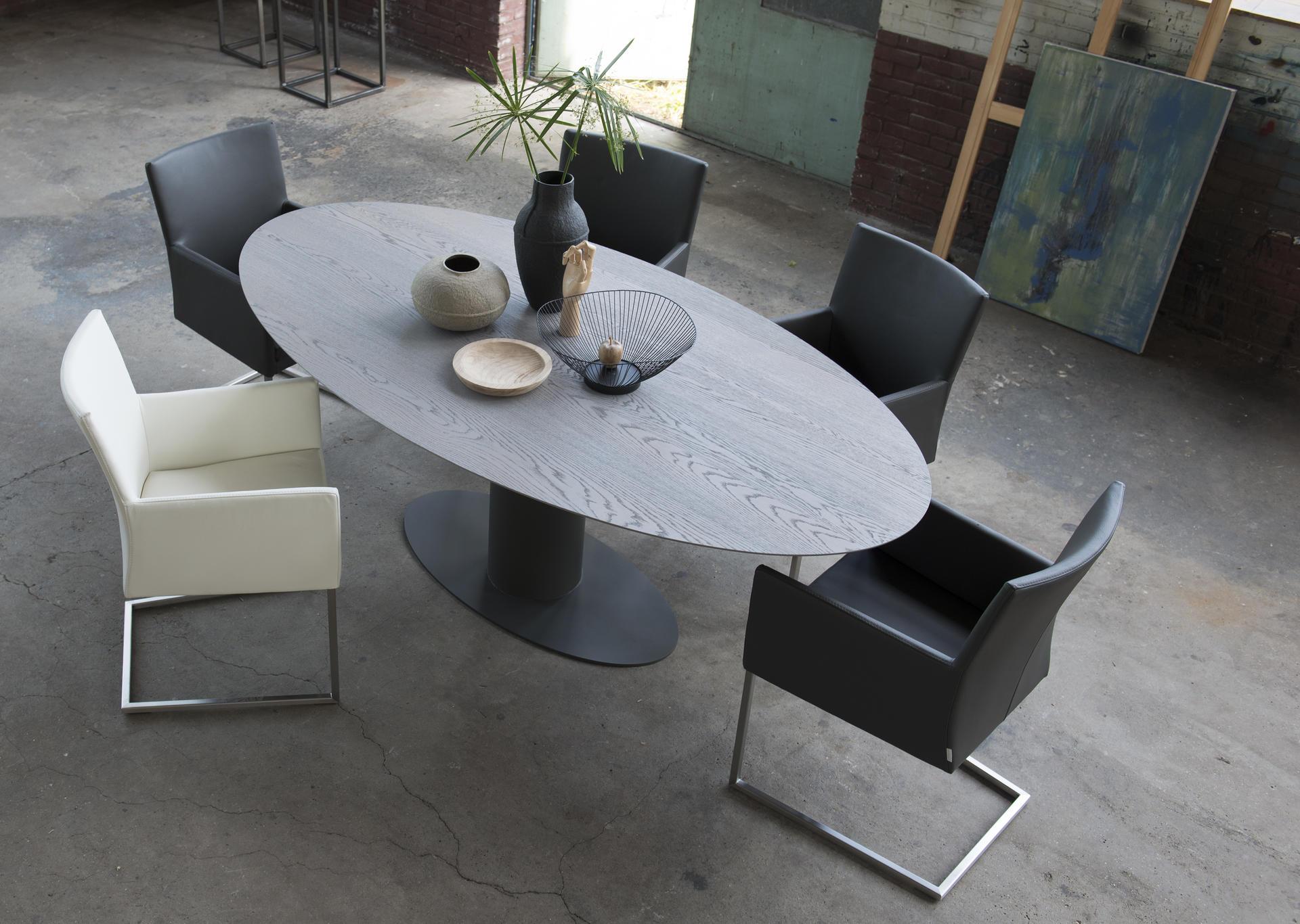 Bert Plantagie, стол Oval