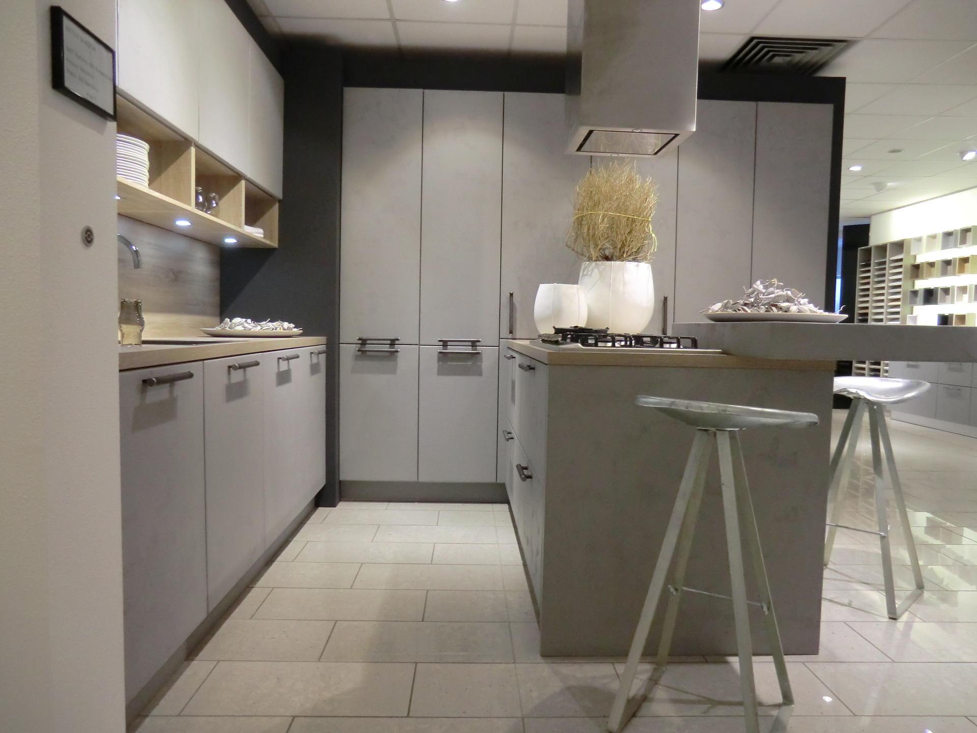 Кухня Schröder Beton Shadow