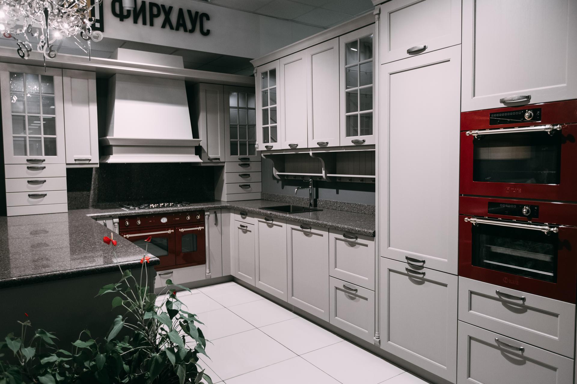 модель Toscana, Кухни Schröder