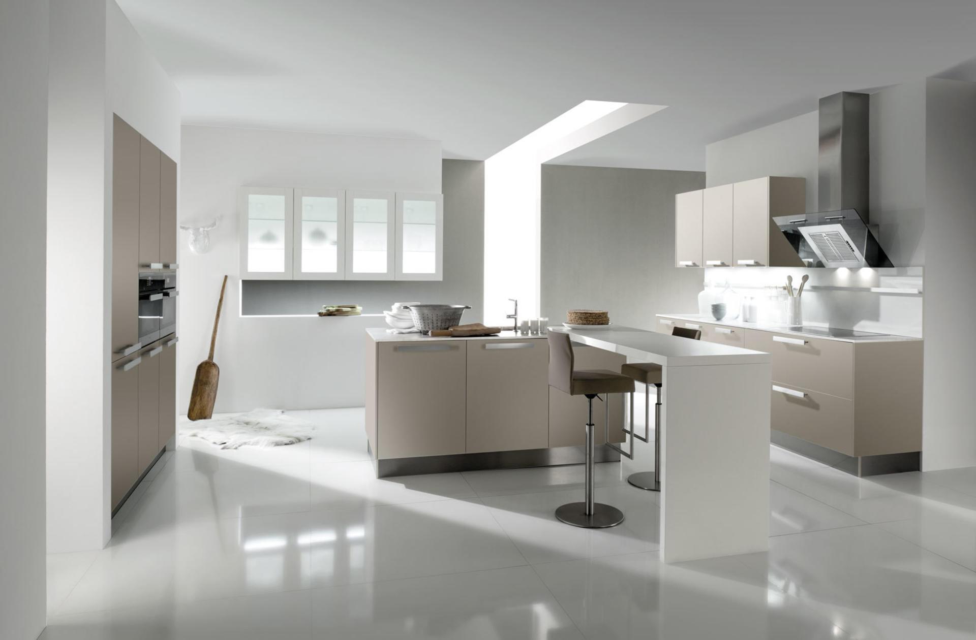 Кухни Häcker, Cashmere | White | 2035 | 2030