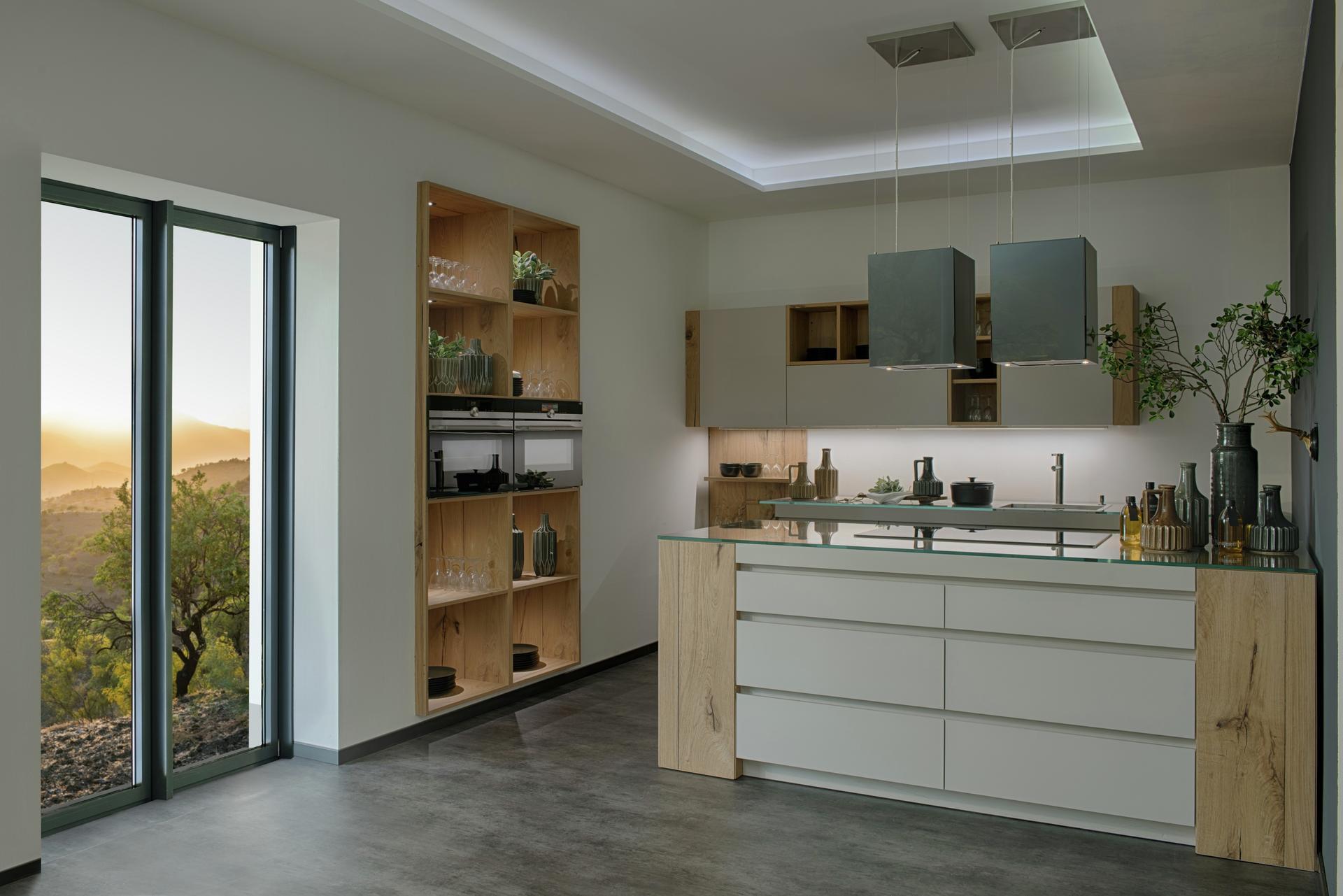 Кухня Nieburg TURIN | HARTWOOD
