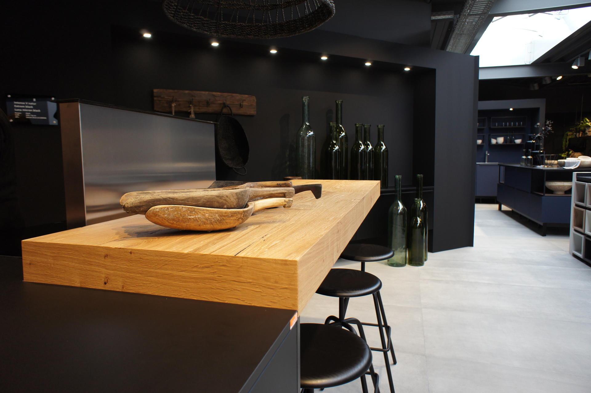 Кухни Schröder, Intense V natur Extrem black, фото 3