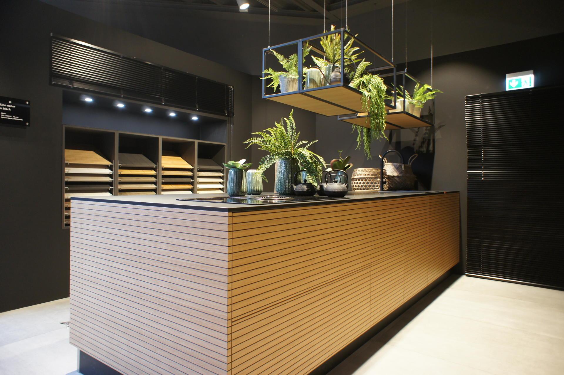 Кухни Schröder, Black Line natur Extrem black, фото 3