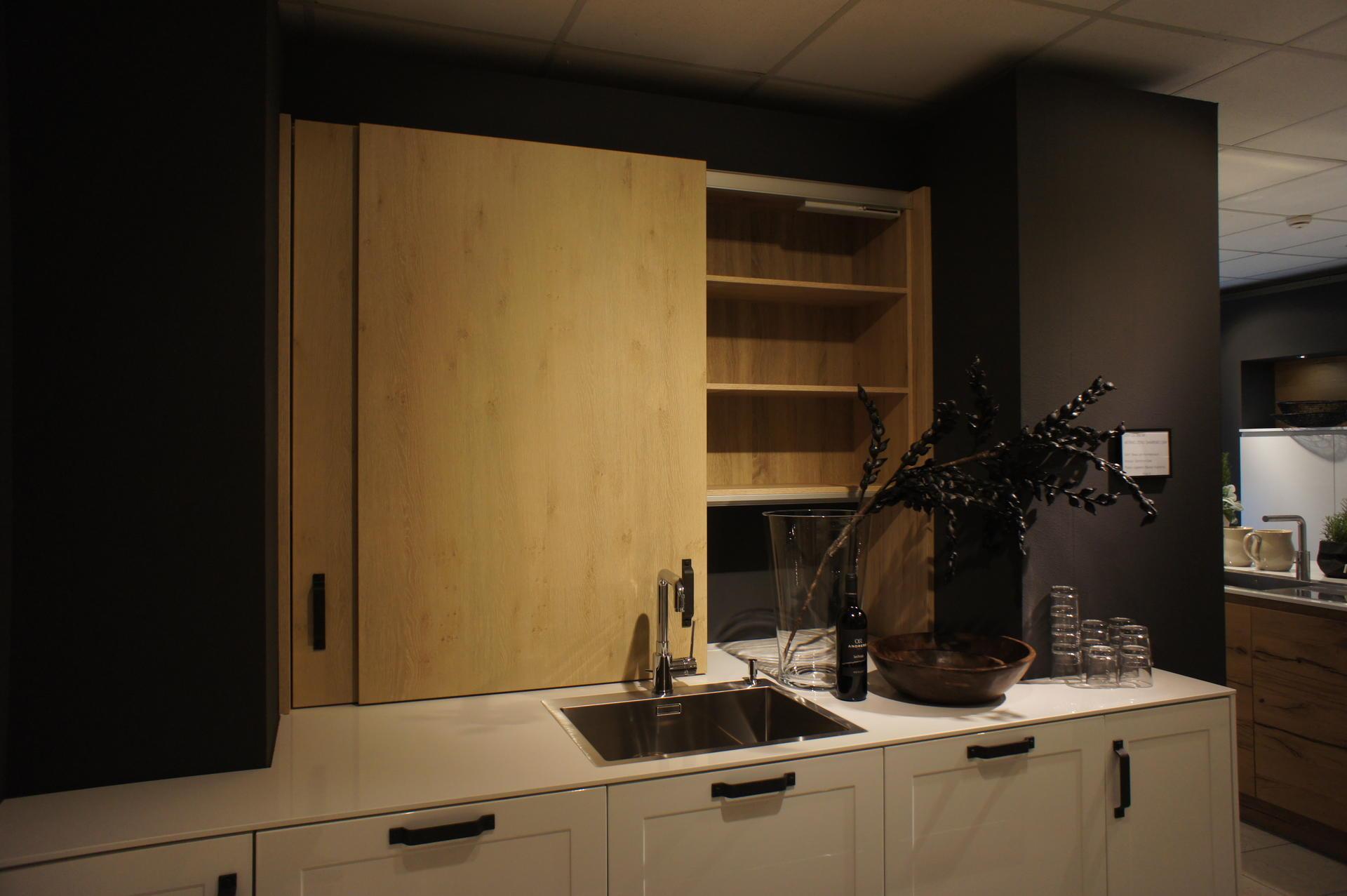 Кухня Schröder Sanremo Oak & Life Snow фото 3