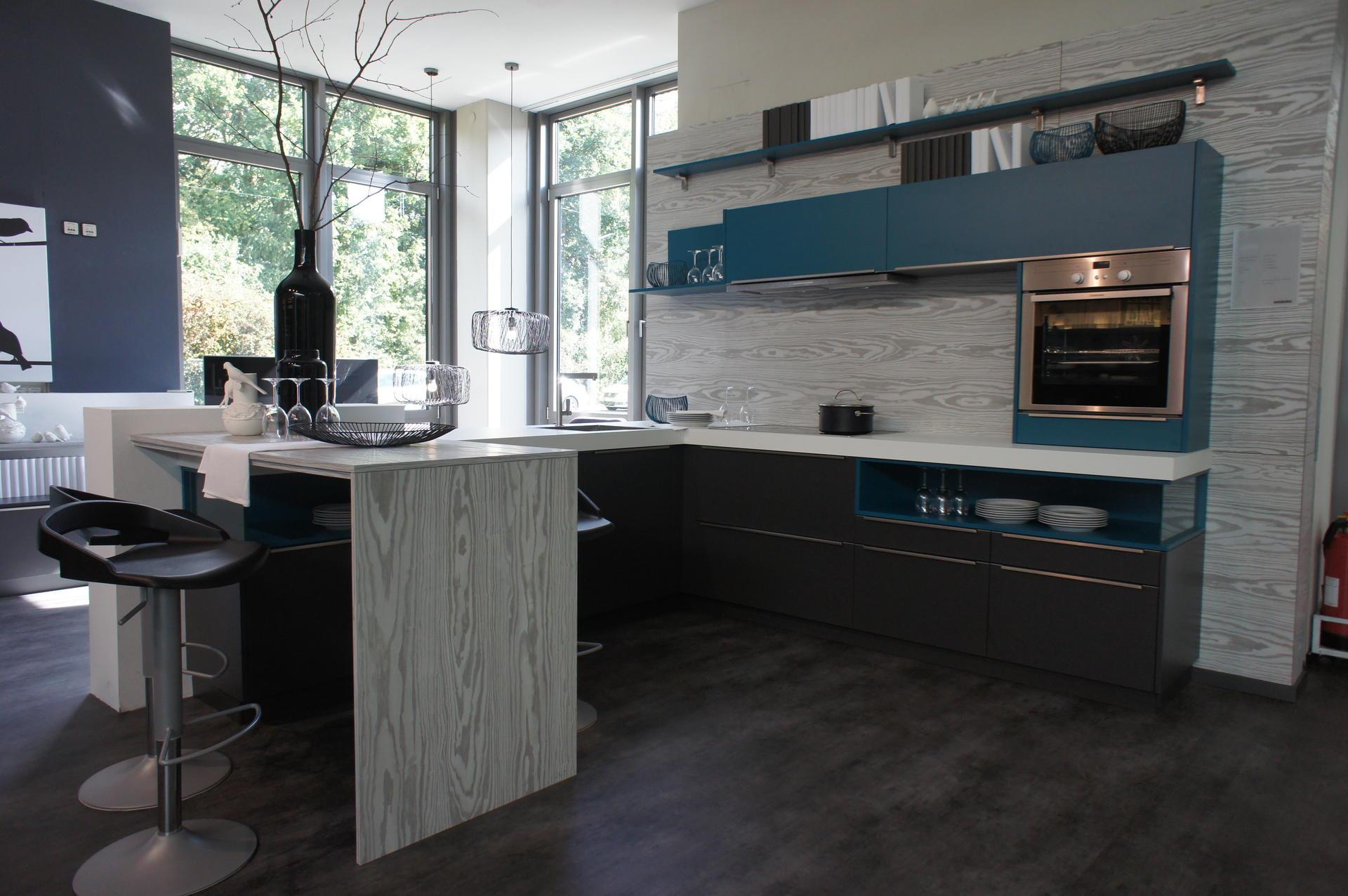 Кухня Nieburg ALPHA фото 5